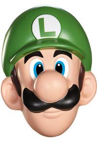 Luigi Mask - Super Mario Brothers
