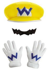 Wario Kit - Super Mario Brothers