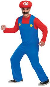Men's Mario Classic Costume