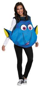 Women's Dory Fish Costume - Finding Nemo