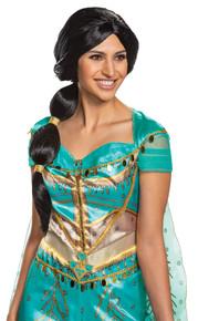 Women's Jasmine Wig - Aladdin Live Action