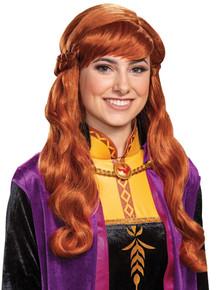 Women's Anna Wig - Frozen 2