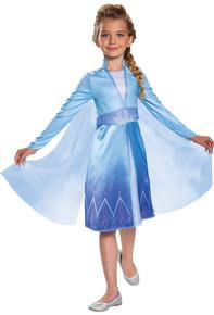 Girl's Elsa Classic Costume - Frozen 2