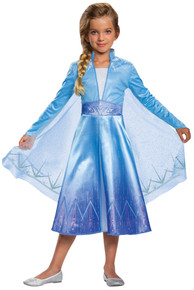 Girl's Elsa Costume - Frozen 2