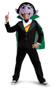The Count Costume - Sesame Street