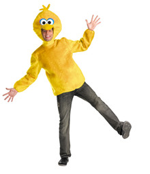 Big Bird Costume - Sesame Street