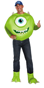 Men's Mike Deluxe Costume - Monsters University