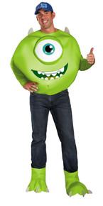 Men's Mike Deluxe Costume - Monsters University
