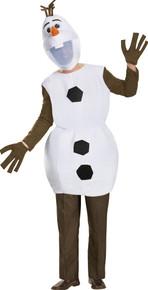 Men's Olaf Deluxe Costume - Frozen