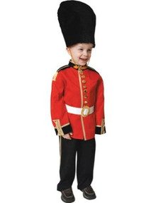 Royal Guard Costume Child