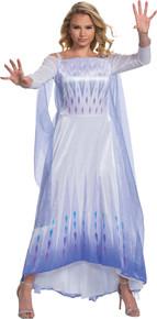 Women's Elsa S.E.A. Deluxe Costume