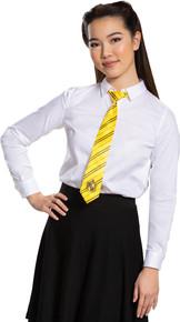 Hufflepuff Tie - Adult
