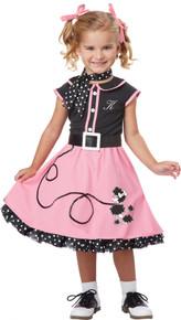 50s Poodle Cutie Costume