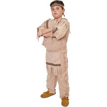 Indian Boy Costume Child