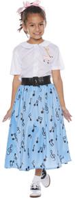 50s Skirt Set - Child