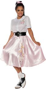Women's Sock Hop Costume