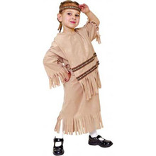 Indian Girl Costume Child
