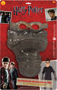 Deluxe Quidditch Accessory Kit - Harry Potter- Child