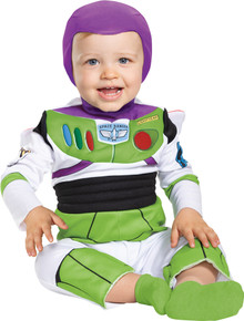 Buzz Lightyear Deluxe Infant Costume