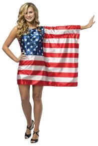 Flag Dress USA