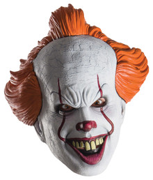 Pennywise 3/4 Mask - IT