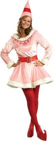 Women's Deluxe Jovi Elf Costume - ELF Movie