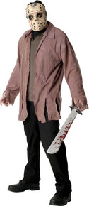 Jason Shirt & Mask - Friday The 13th