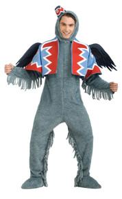 Men's Deluxe Winged Monkey Costume - Wizard Of Oz