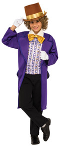 Boy's Willy Wonka Costume