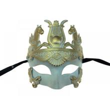 Venetian roman eye mask