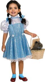 Girl's Sequin Dorothy Costume - Wizard Of Oz