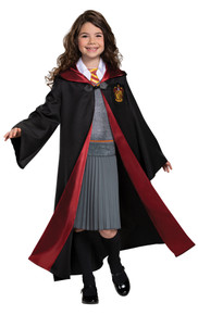 Girl's Hermione Granger Deluxe Costume