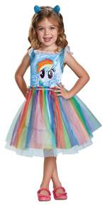 Rainbow Dash Classic Toddler Costume - My Little Pony