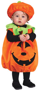 Plush Pumpkin - Toddler