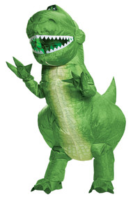 Boy's Rex Inflatable Costume - Toy Story 4