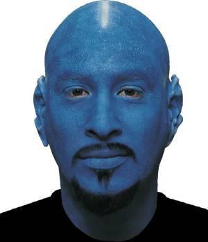 BALD CAP WOOCHIE BLUE