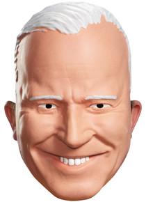 Joe Biden Vacuform Half Mask - Adult