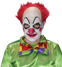 Red Pickles The Clown Mask