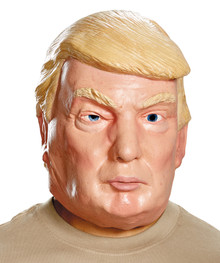 Donald Trump Deluxe Mask - Adult