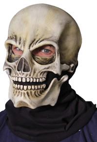 Classic Sock Skull Latex Mask