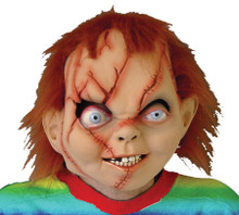 Seed Of Chucky Latex Mask