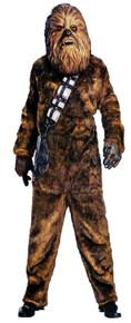Men's Deluxe Chewbacca Costume - Star Wars Classic