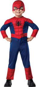 Deluxe Muscle Spider-Man Costume Toddler