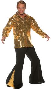 Men's Dancing King Costume