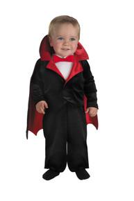 Baby L'Vampire Costume 3-12 Months