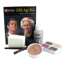 Old Age Makeup Kit-Ben Nye