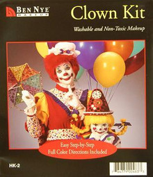 Clown Makeup Kit-Ben Nye