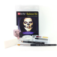 Skeleton Makeup Kit-Ben Nye
