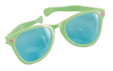 CLOWN SUNGLASSES JUMBO