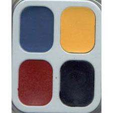 CLOWN MAKEUP CHARACTER PALETTE